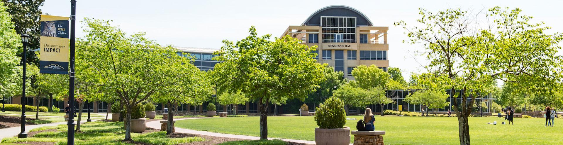 Kennesaw State elevated to R2 doctoral university