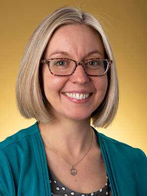 Photo of Heather Abbott-Lyon, Ph.D.