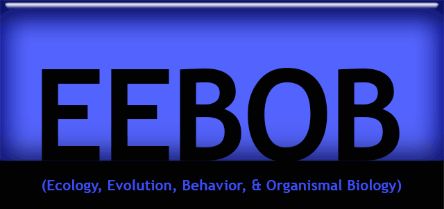 Ecology, Evolution, Behavior, & Organismal Biology (EEBOB) Seminar Series