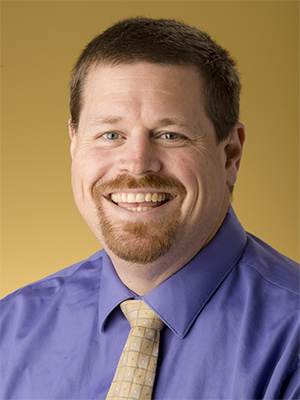 Photo of Dr. Scott Reece