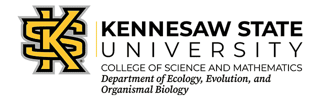 Department of Ecology, Evolution, and Organismal Biology logo
