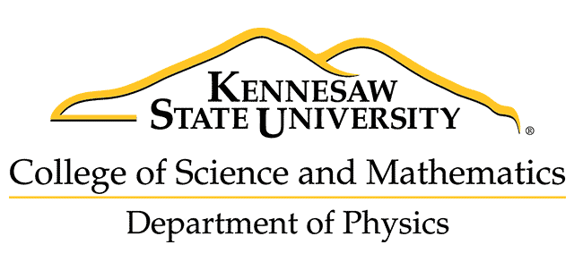 Department of Physics logo