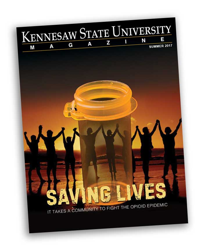Kennesaw State University Magazine - September 2017