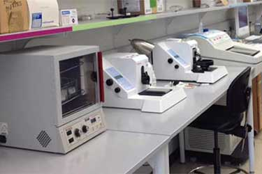 Photo of the Histology Core Facility